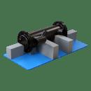 ウォータークーラー部品固定材(2種共通化)