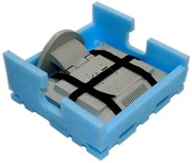 液晶モニター用共通緩衝材